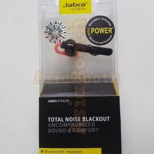 Jabra Stealth Bluetooth Mono Heatset