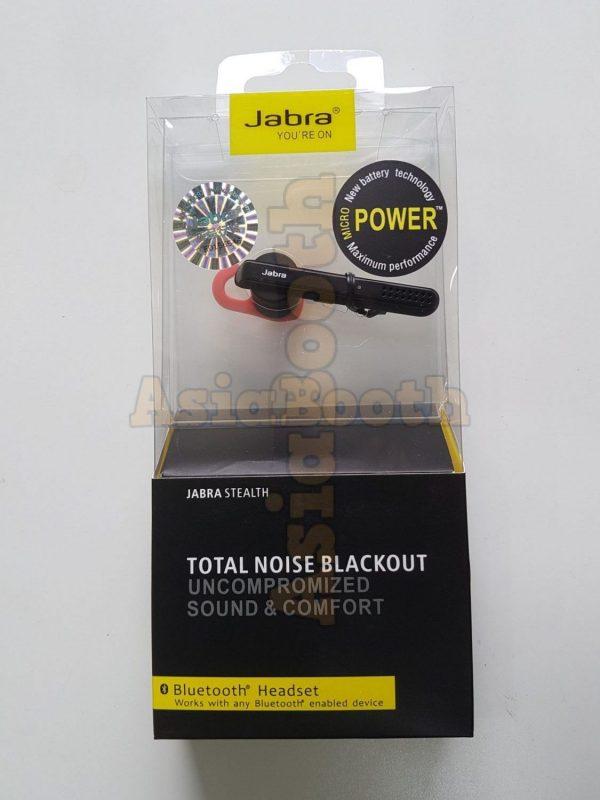 Jabra Stealth Bluetooth Mono Heatset