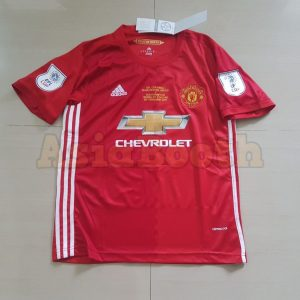 EFL Cup Final 2017 Manchester United Home Jersey