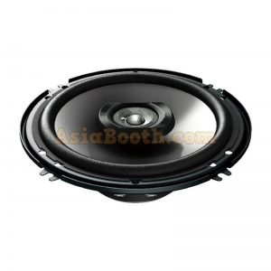 "Pioneer Car Coaxial 2-Way Speaker TS-F1634R 6.5"" Inch"