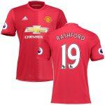 Marcus Rashford Manchester United 2016-2017
