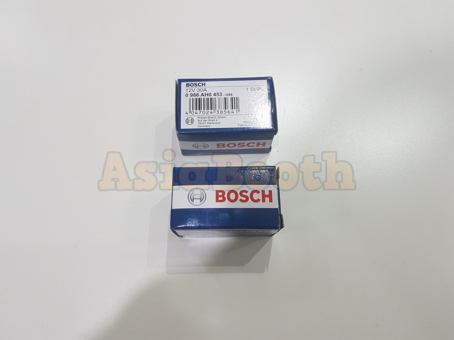 Bosch Relay 4 Pin 12v 30a Asia Booth 5 Universal 12 Volt 0986ah0453 Boxes