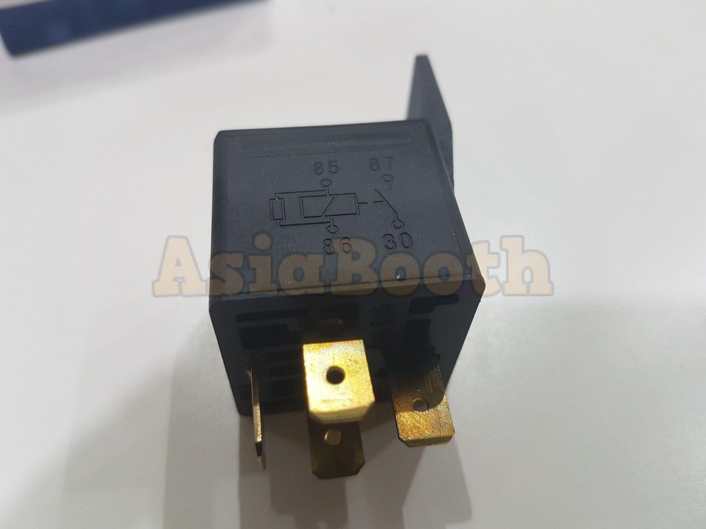 BOSCH Relay 4 Pin 12v 30A (1 Box/10 Pieces)