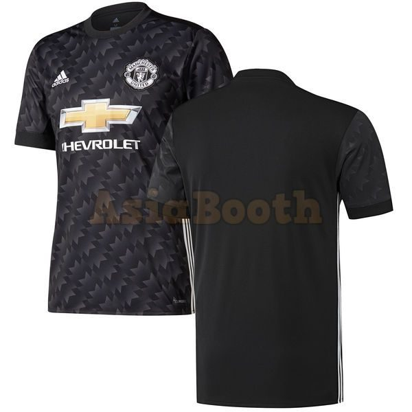 2017-2018 Manchester United Away Jersey Shirt Climacool For Men