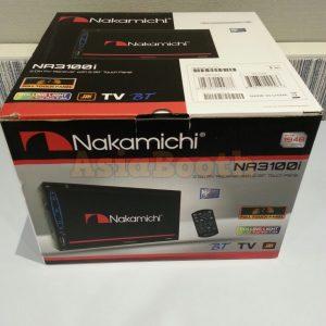 Nakamichi NA3100i Car Tv Radio 2Din - Box