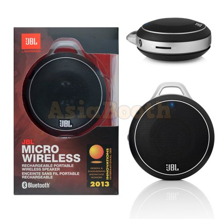 JBL Micro Wireless Portable Bluetooth Speaker
