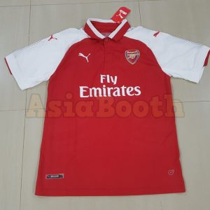 2017-2018 Arsenal FC Home Jersey