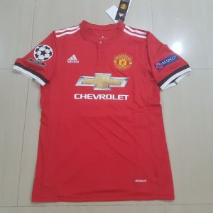 UEFA Champions League Manchester United Jerseys