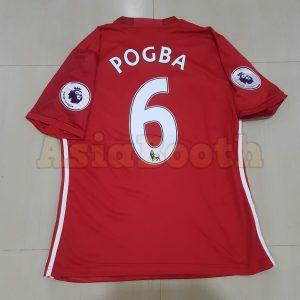 2017-2018 Paul Pogba Jersey #6