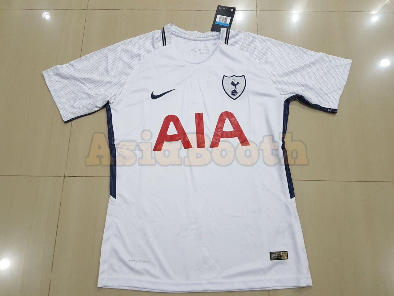 77f4005e601 2017-2018 Tottenham Hotspur Home Jersey For Men (Harry Kane) - Asia ...