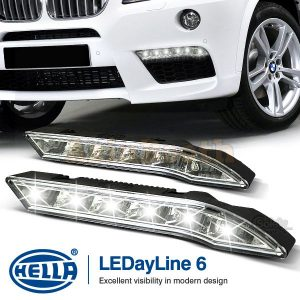 Hella LEDayLine 6 - Universal DRL for Car
