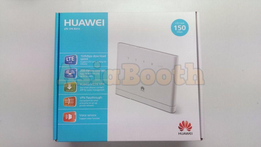 Unlock huawei b315s 607