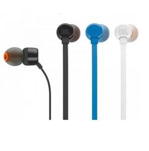 JBL T110 by Harman In Ear Stereo Headphones
