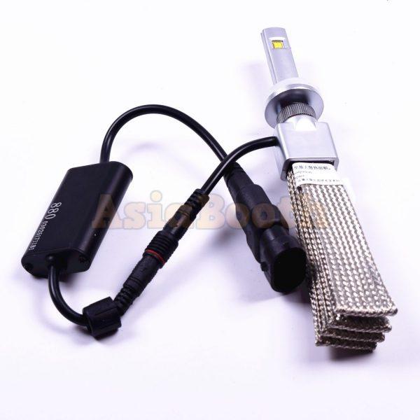 LEDWAY Car Headlight Foglight LED Conversion Kit - 880 / 881
