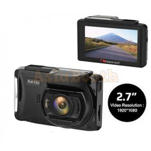 "Nakamichi ND28 - 2.8"" HD Car DVR Dash Cam Video Recorder"