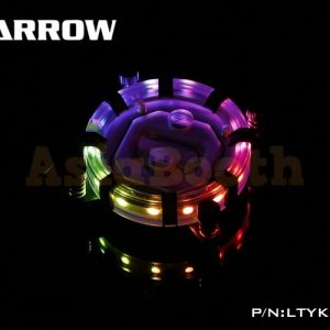 Barrow AMD Ryzen AM4 CPU Waterblock LRC RGB LED - Barrow LTYKBA-ARK