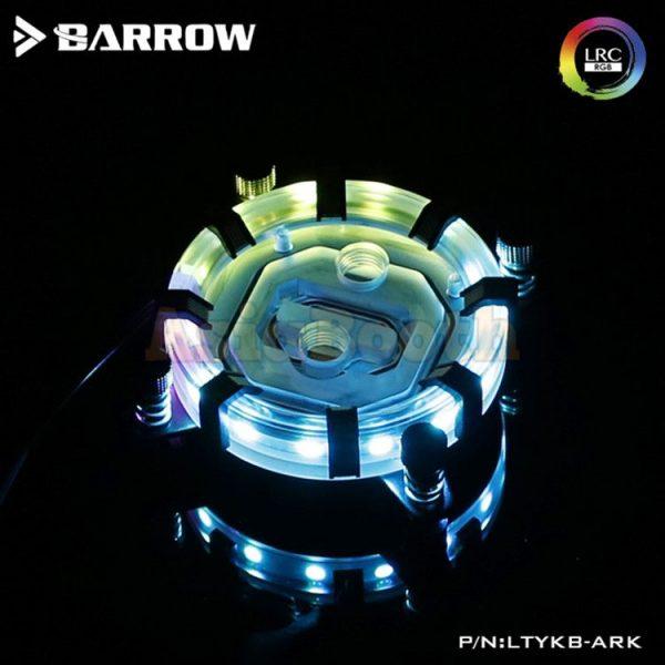 Barrow Aurora Energy Series CPU Waterblock For Intel LGA-115X (1150/1151/1155/1156) LTYKB-ARK
