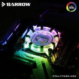 Barrow Aurora Energy Series CPU Waterblock For Intel X99 - LTYKBX-ARK