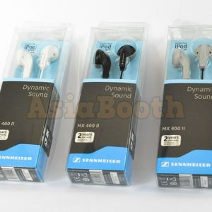 SENNHEISER MX400 II In-Ear Earphone / Headphone