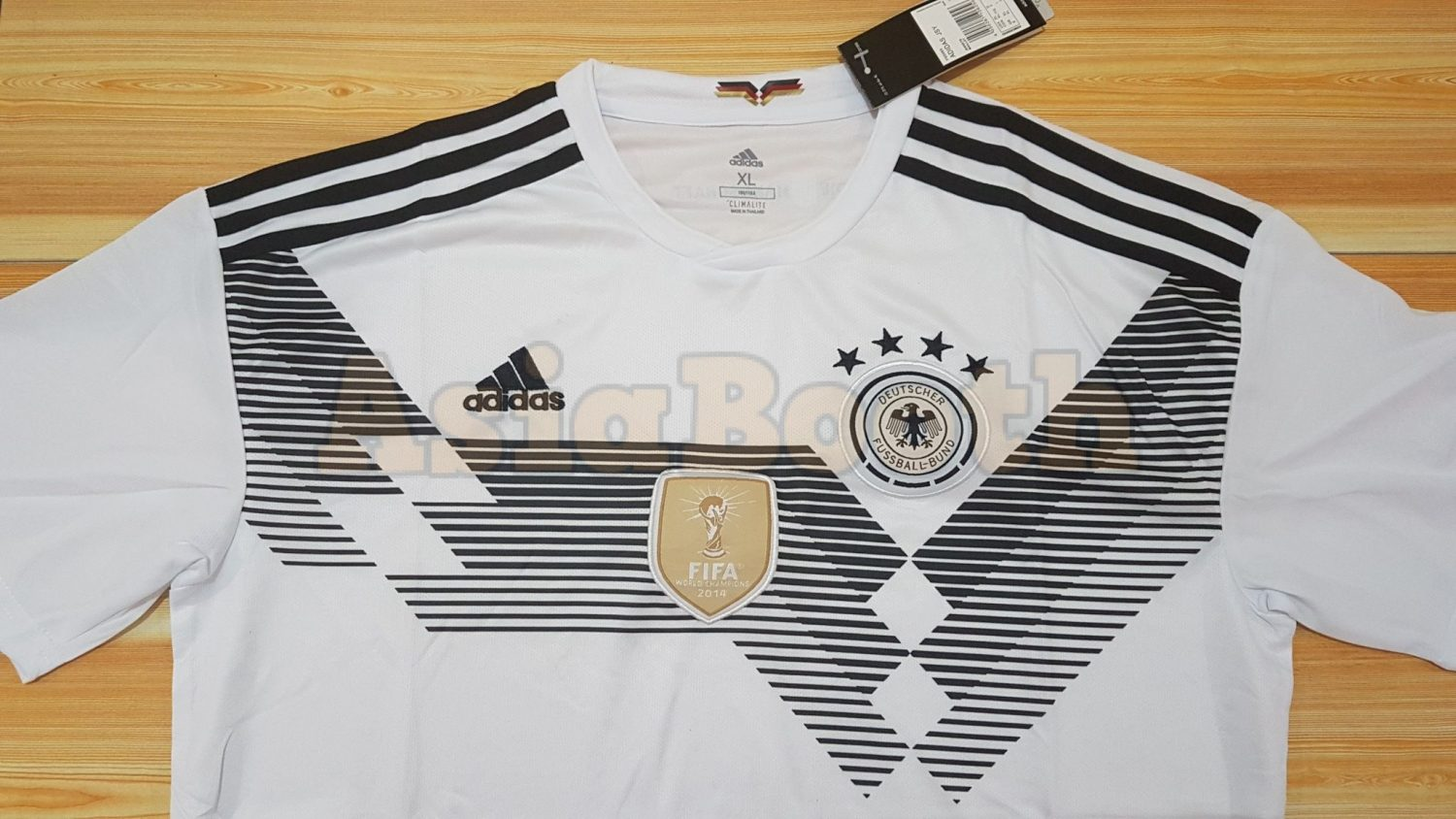 d8af08277 2018 FIFA World Cup Jersey - Germany Shirt - Asia Booth