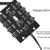 Barrow Aurora LRC 2.0 RGB 8 Channels With Remote Controller