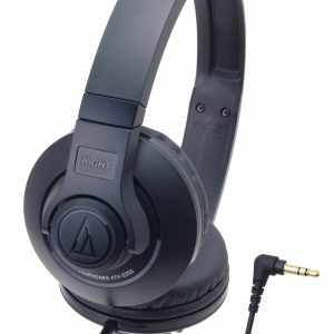 Audio Technica ATH-S300 Street Monitoring Headphones - Navy
