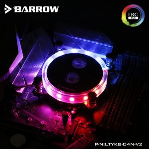 Barrow CPU Waterblock For Intel LGA 115x - Jet Type Slim LTYKB-04N-V2