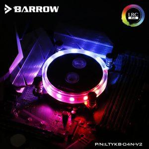 Barrow CPU Waterblock For Intel LGA 115x - Jet Type Slim LTYKB-04N-V2