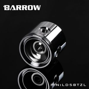 Barrow D5/MCP655 Pump Cover Chrome Plated Water Cooling Accessories - LD5BTZL
