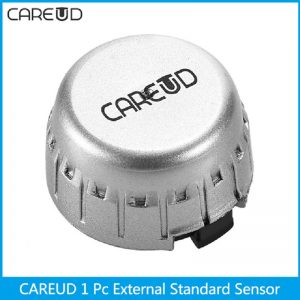 CAREUD External Sensor For Car Bike TPMS Replacement