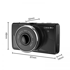 CAREUD RV-890 Car Dash Camera With Night Vision