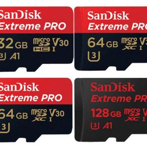 Sandisk Extreme Pro V30 A1