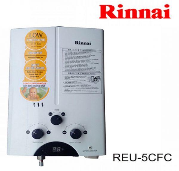 Rinnai REU-5CFC LPG Gas Tankless Water Heater