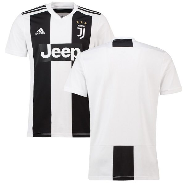 2018-2019 Juventus FC Home Jersey Shirt For Men