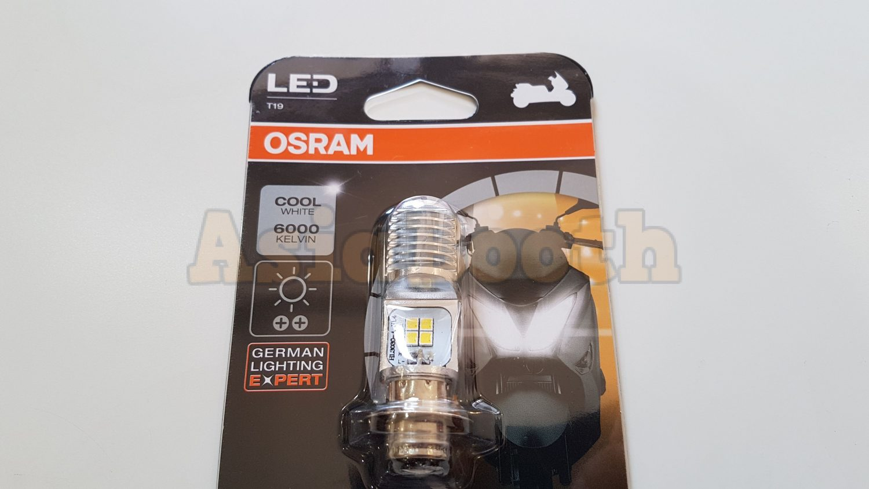 Osram Ledriving Headlight For Motorcycles Amp Atvs 7735cw
