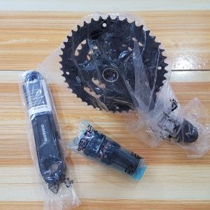 Shimano Crankset Altus FC-MT210 170mm 44/32/22 Teeth