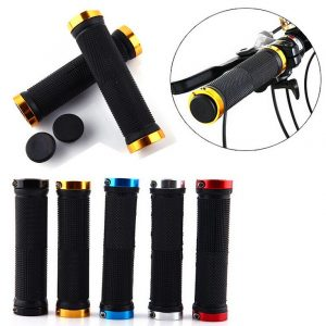 Bicycle Anti-slip Soft Rubber Hand Grip For Mountain Bike