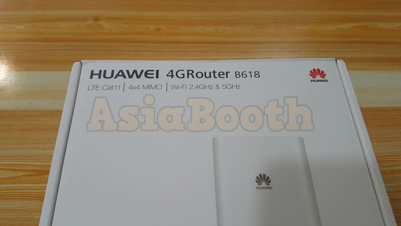 Huawei B618s-65D CPE 3G/4G Cat11 LTE-A Advance Unlock Worldwide