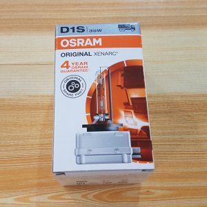 Osram D1S 66140 PK32d-2 Original XenArc 35 Watt Made In Germany