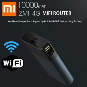 ZMi MF885 3G/4G LTE with Powerbank 10000mAh by Xiaomi