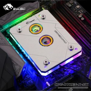 Bykski CPU Water Cooling Block for AMD AM3/AM4 - CPU-RYZEN-X-MK