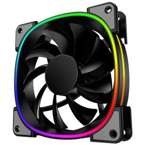 Computer Fan 120mm RGB LED - JONSBO FR-801