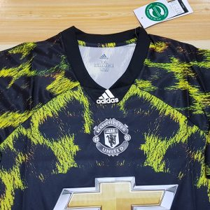 2018-2019 Manchester United EA Sports Jersey For Men