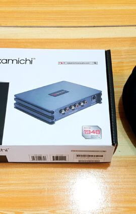 Nakamichi NDS4610A Car Audio Digital Signal Processor 6Ch DSP Amplifier 10 EQ