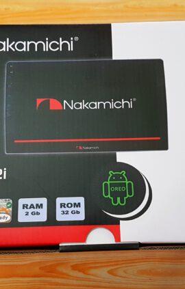 """Nakamichi NA-3102i Android Auto TV Car 9"""" Inch 2GB RAM / 32GB ROM"""
