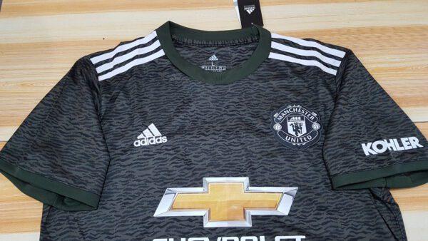 2020-2021 Manchester United Away Jersey Shirt
