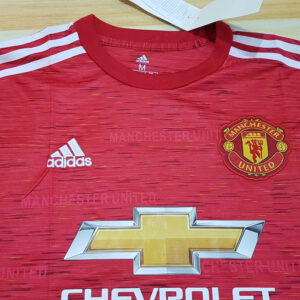 2020-2021 Manchester United Home Jersey Shirt