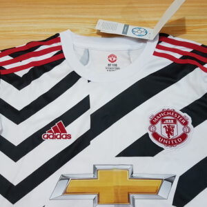 2020-2021 Manchester United Third Jersey Shirt