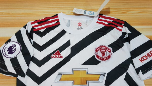 2020-2021 Manchester United Third Jersey Shirt