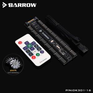 Barrow Aurora LRC 2.0 ARGB 16 Channels With Remote Controller - DK301